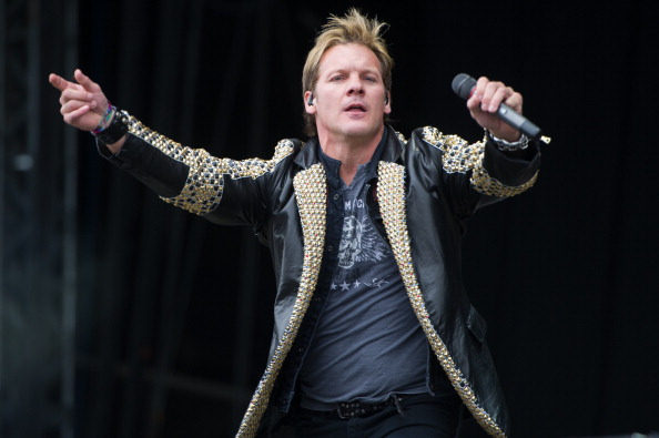 Y2J at the Download Festival