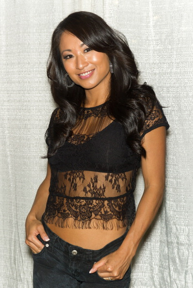 Gail Kim at Philly Comic Con