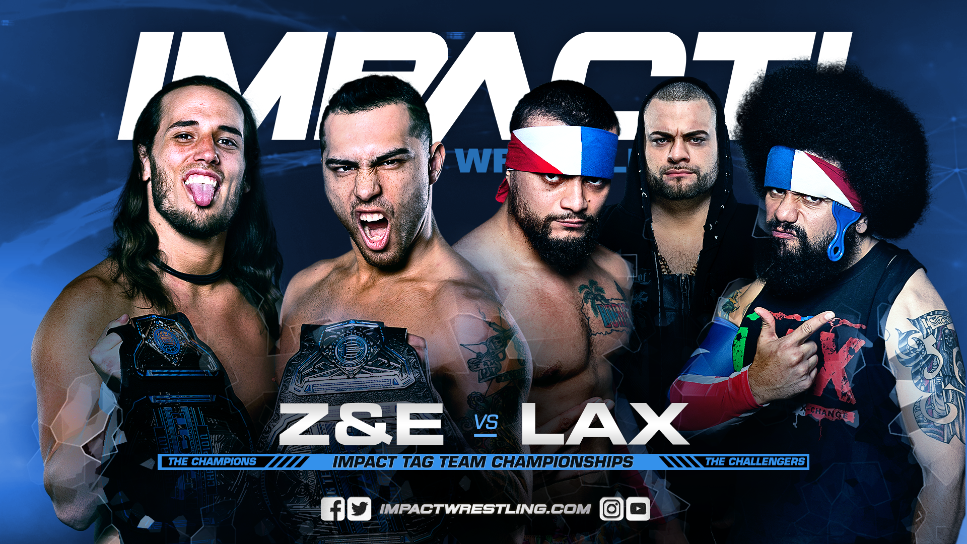 Impact Wrestling Preview 6.21.18