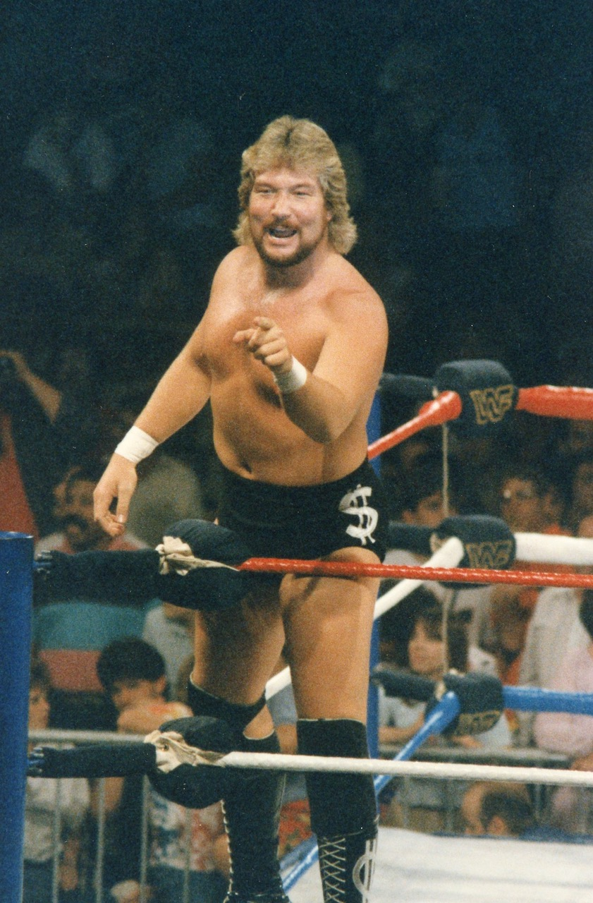 """The Million Dollar Man"" Ted DiBiase"