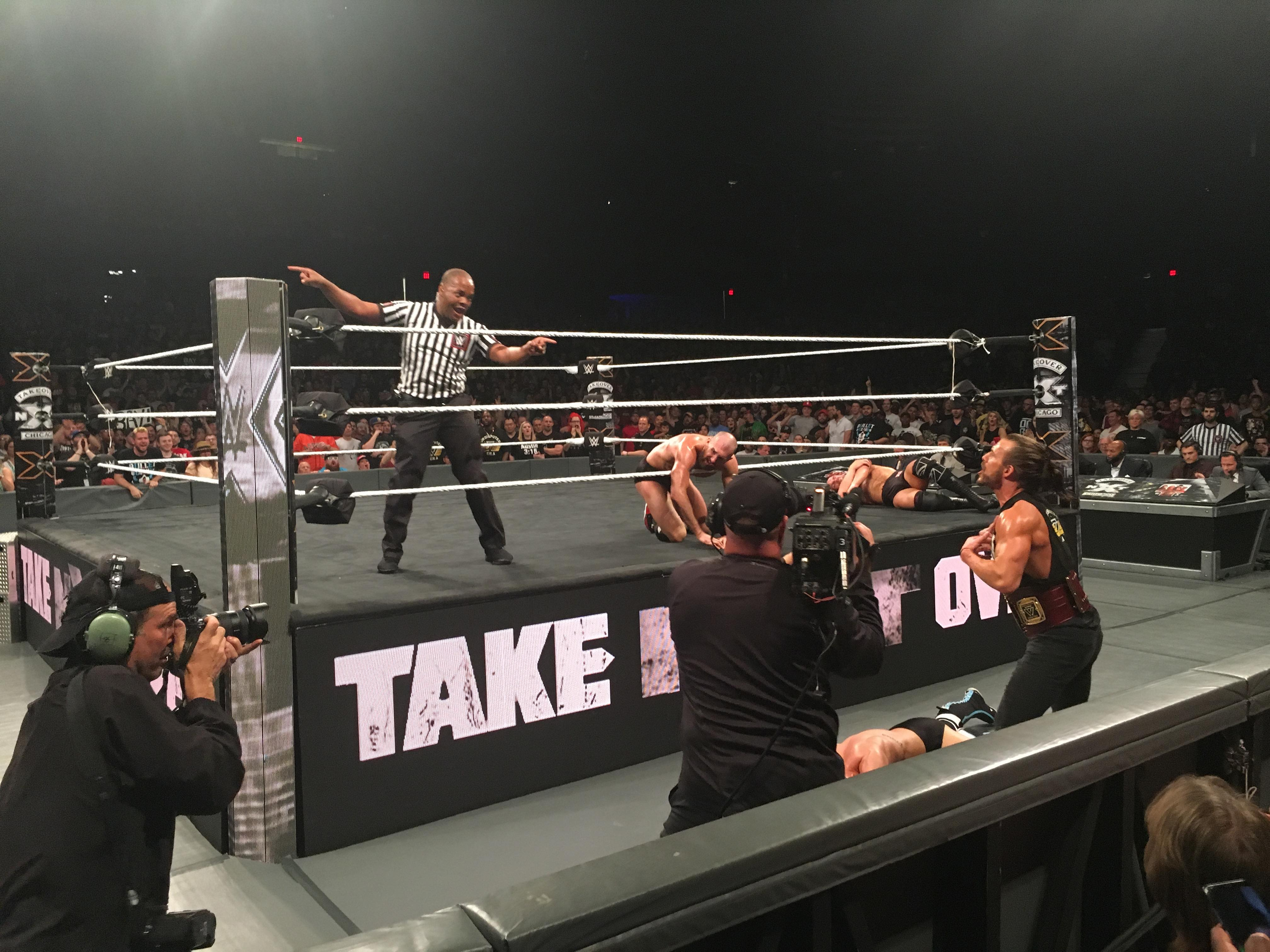 NXT 'Takeover: Chicago' 2018