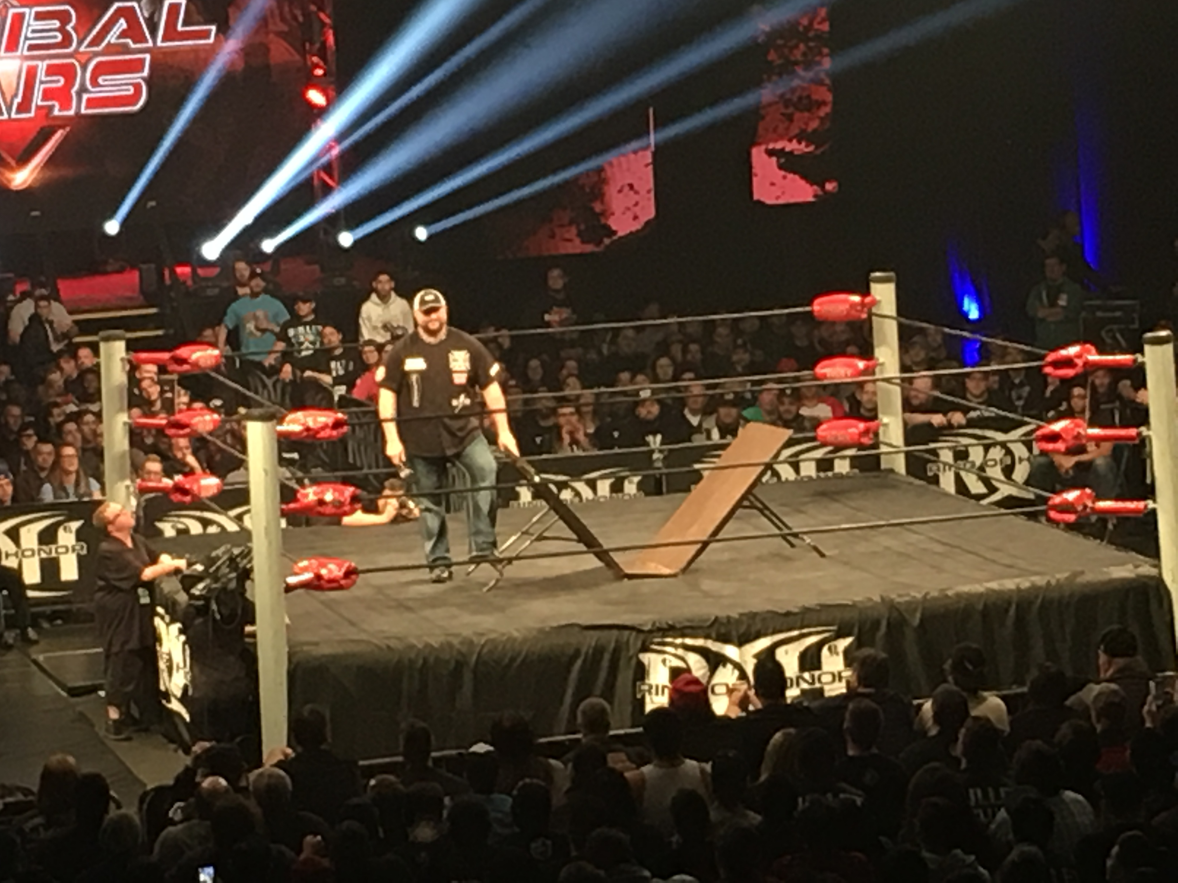 ROH Global Wars: Chicago 2017