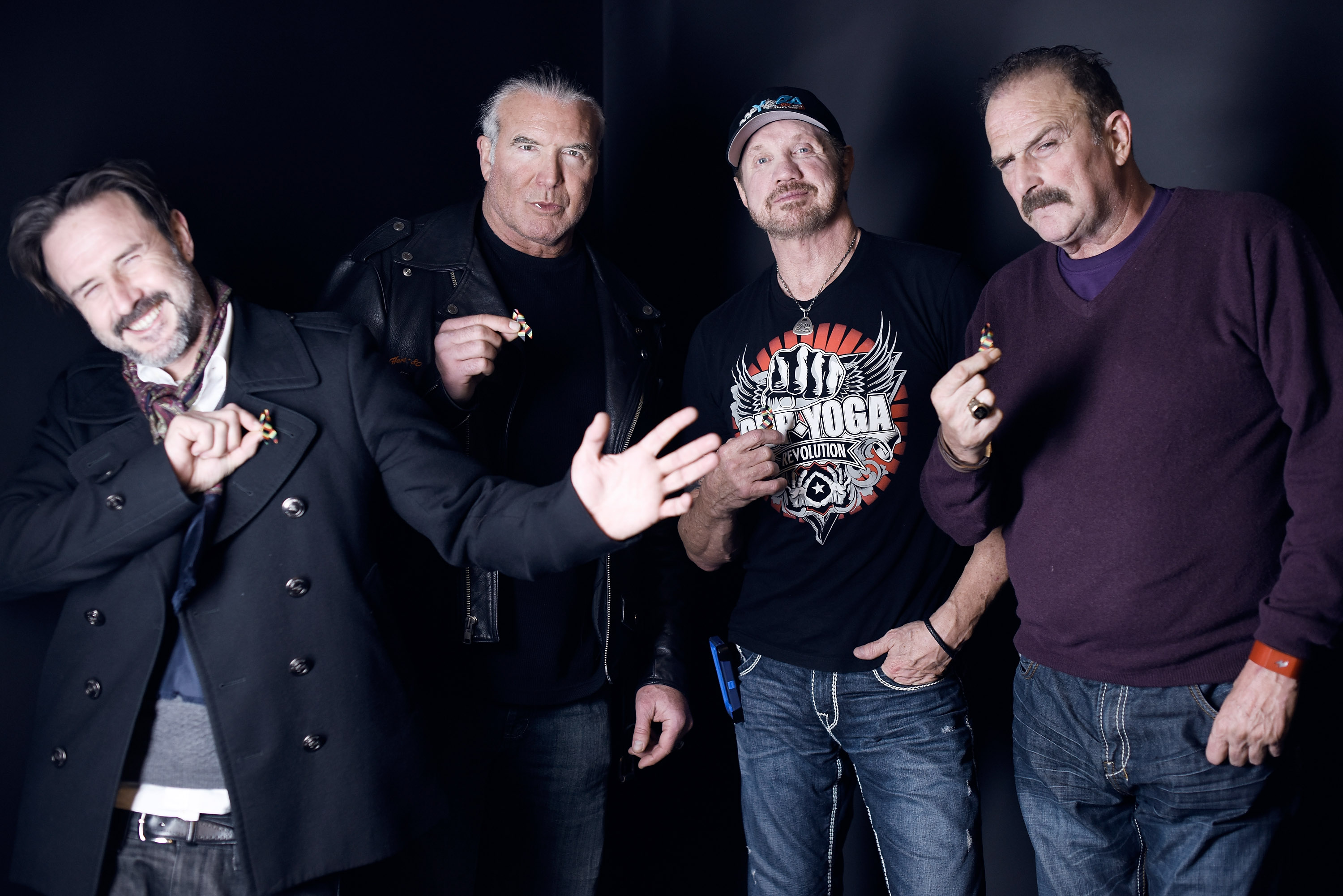 Jake Roberts, Scott Hall & DDP