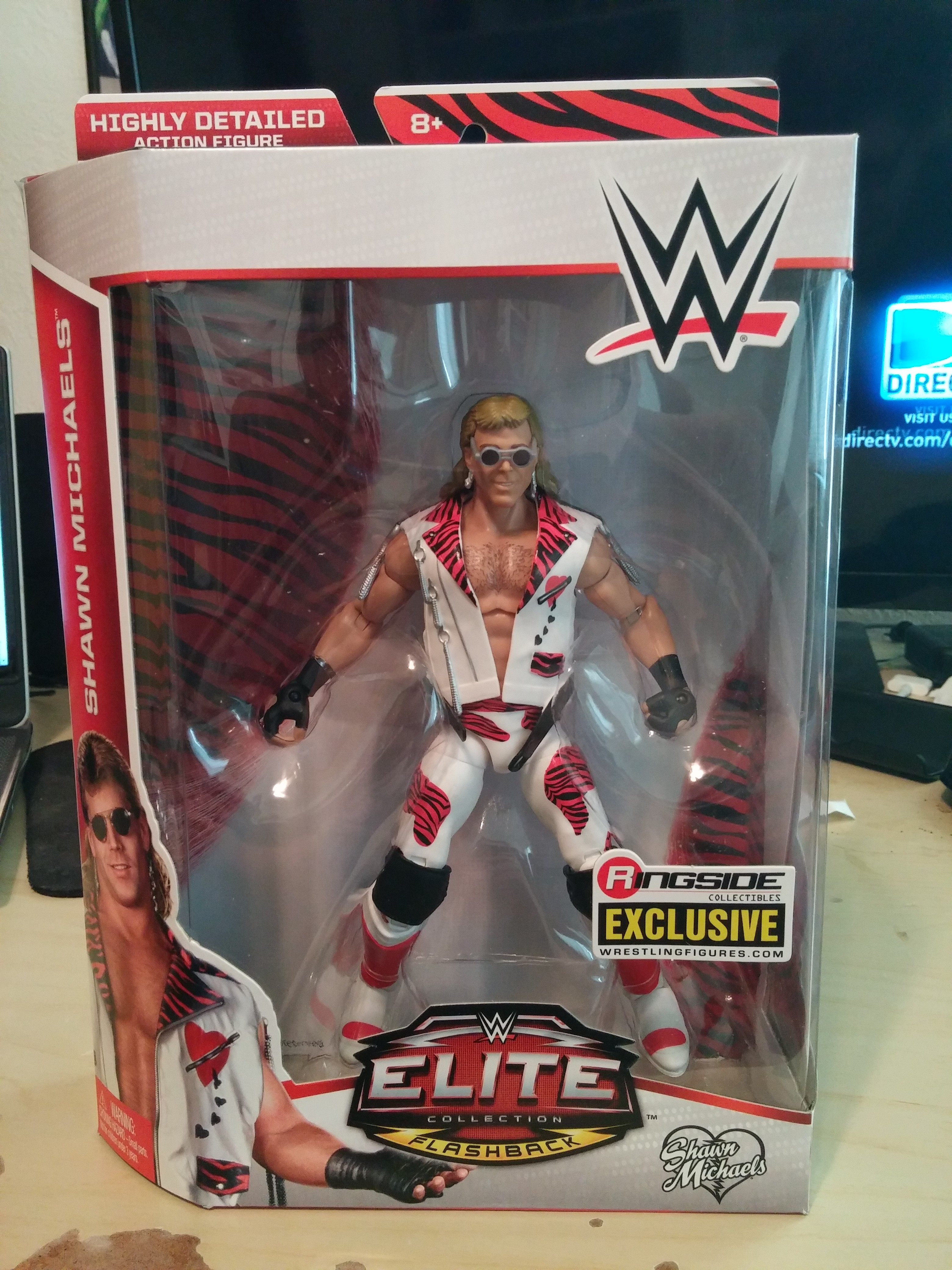 Shawn Michaels Elite Collection