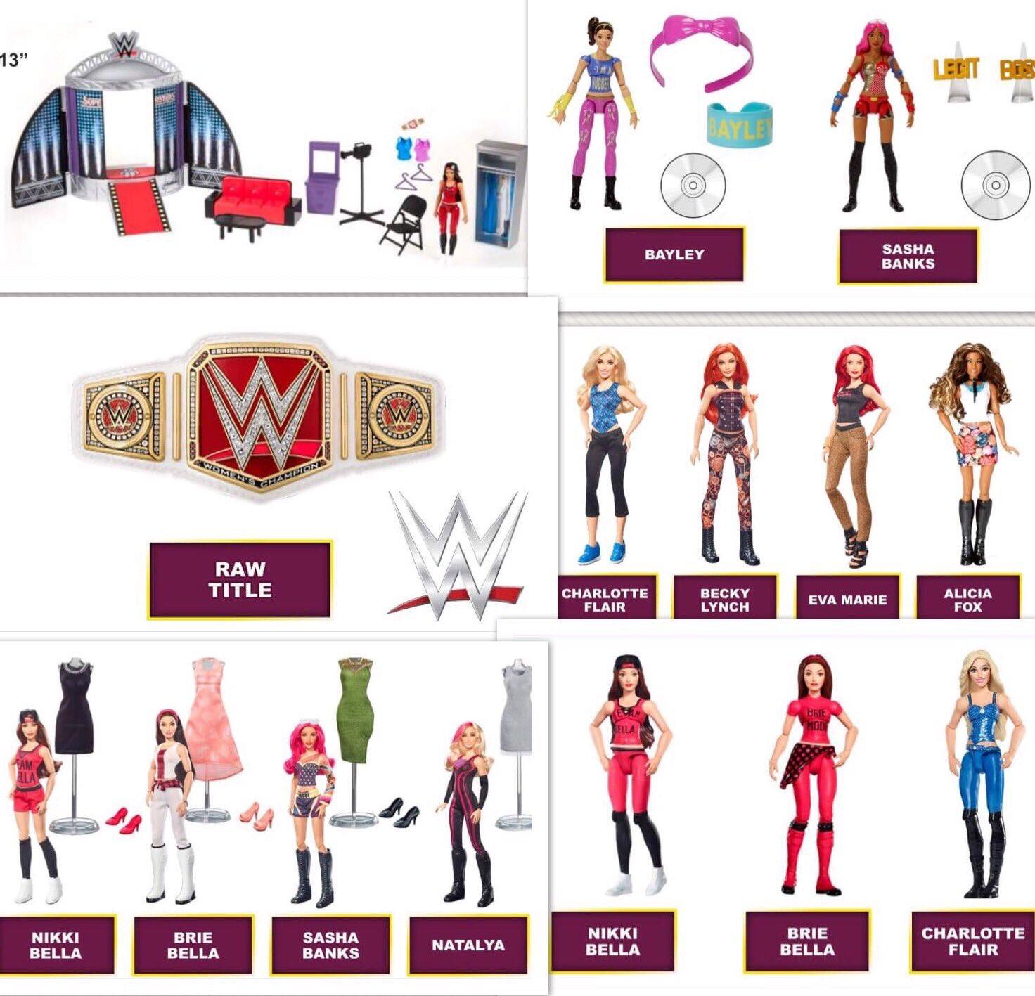 wwe_fashion_dolls